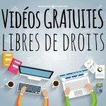 vidéos gratuites libres de droits