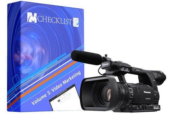 Im Checklist V5 Video Marketing