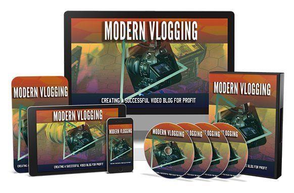 Modern Vlogging Upgrade Package