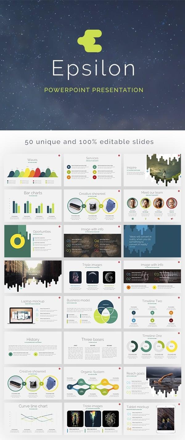 Assez 30 modèles PowerPoint gratuits PREMIUM que vous allez adorer  CH71