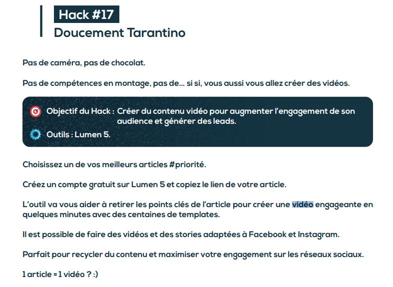 Hack 17