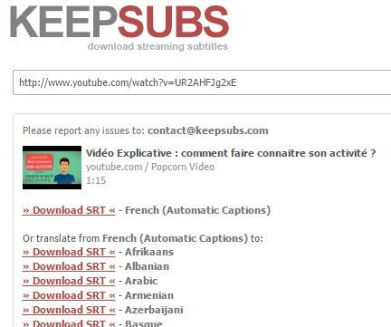 keepsubs