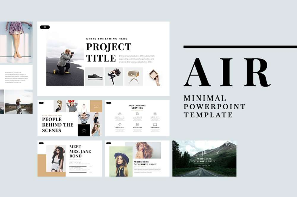 60 Modeles Powerpoint Gratuits Premium Que Vous Allez Adorer