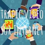 trafic vidéo sur Internet