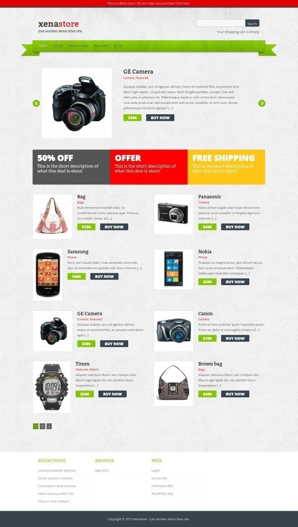 Créer son eCommerce avec WordPress et WooCommerce 3